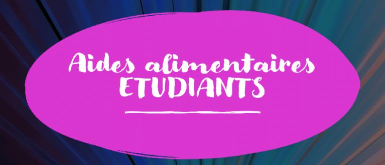 AIDES ALIMENTAIRE AUX ETUDIANTS